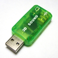 USB Audio Card